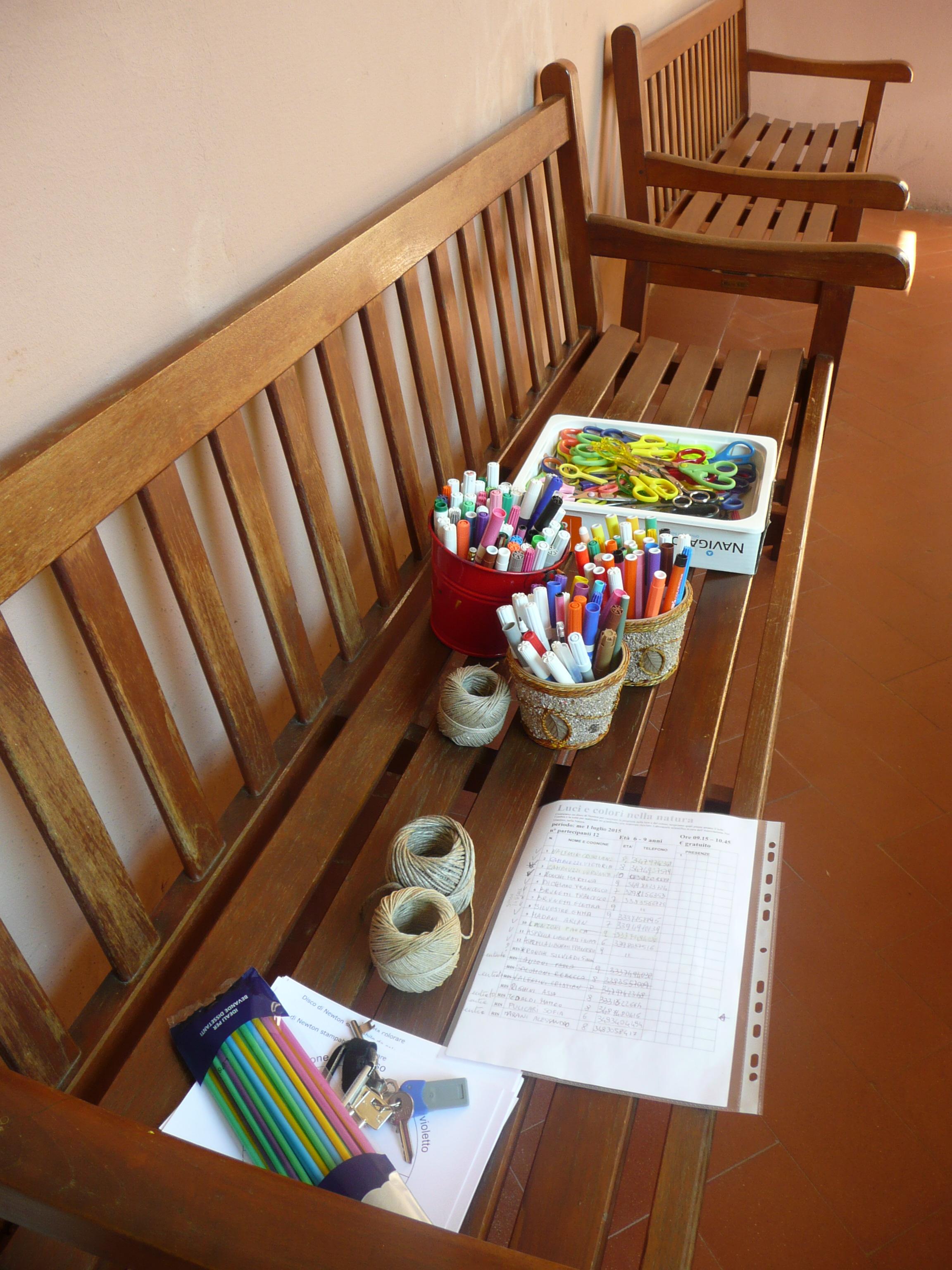 Una mattina a casa piani a cura di franca palanchetti for Piani di casa di base